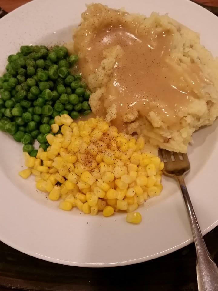 chicken-style gravy