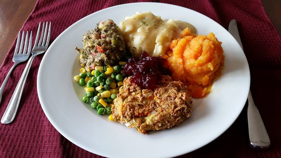 vegan thanksgiving dinner