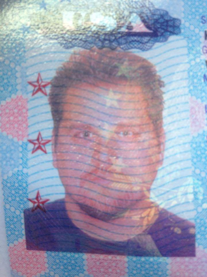 before pic - passport