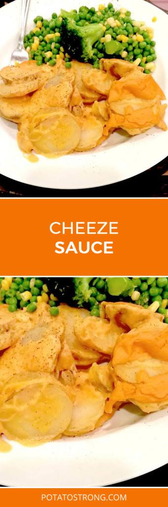 Cheeze sauce vegan no oil