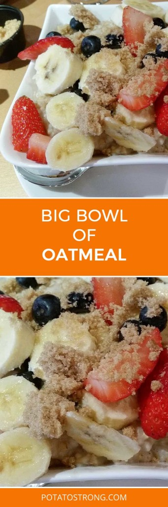 Oatmeal vegan no oil