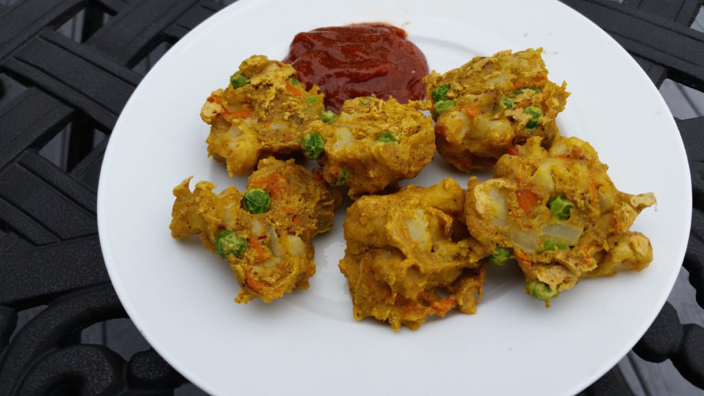 Indian Pakora no oil